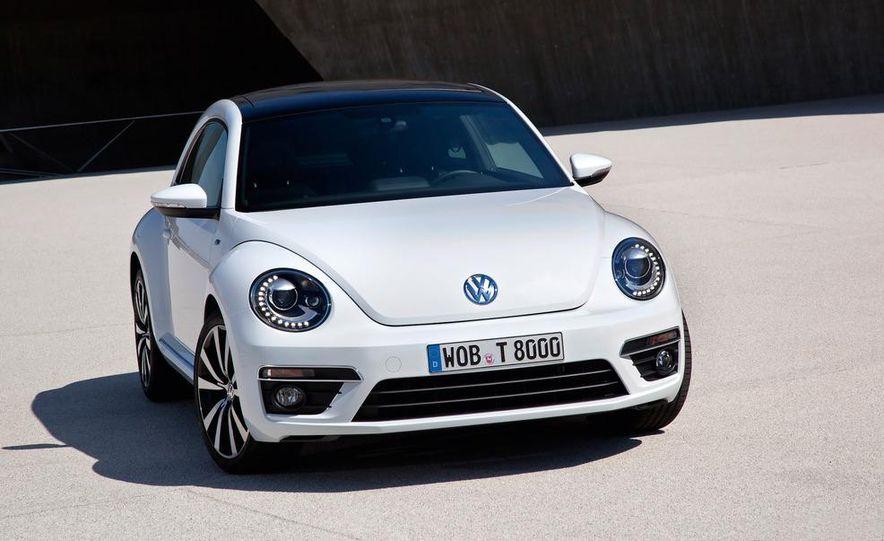 2013 Volkswagen Beetle convertible R-Line - Slide 19
