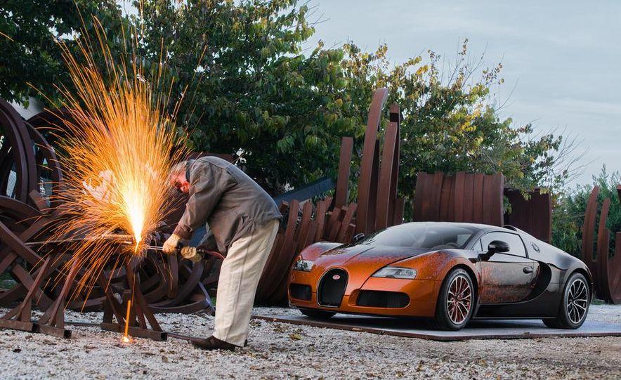 Bugatti Veyron Grand Sport Venet - Slide 4