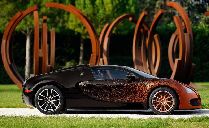 Bugatti Veyron Grand Sport Venet - Slide 1