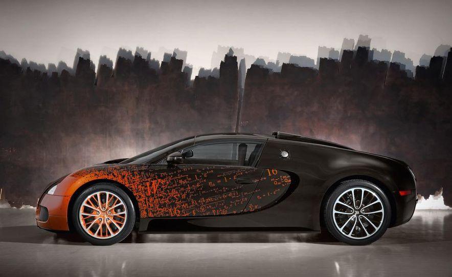 Bugatti Veyron Grand Sport Venet - Slide 2