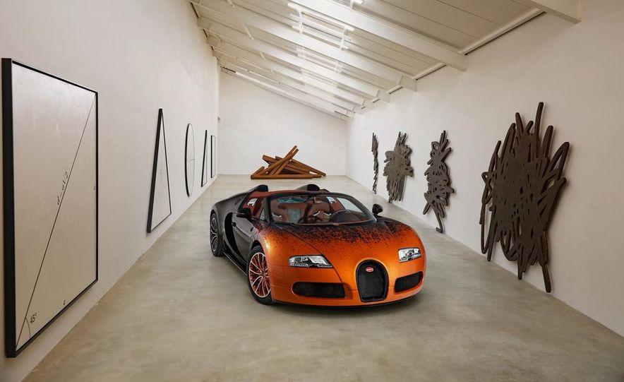 Bugatti Veyron Grand Sport Venet - Slide 5