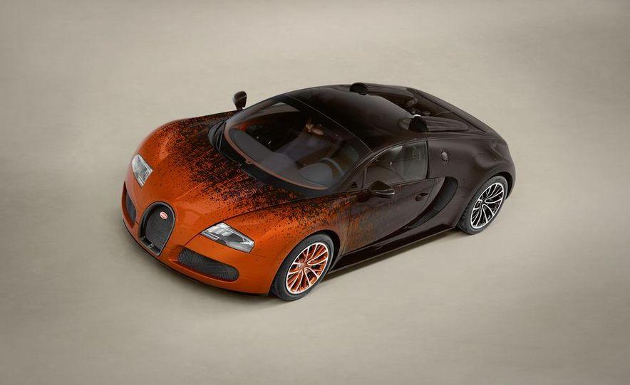 Bugatti Veyron Grand Sport Venet - Slide 6