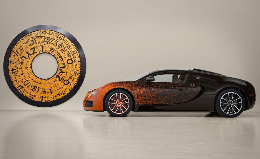 Bugatti Veyron Grand Sport Venet - Slide 8