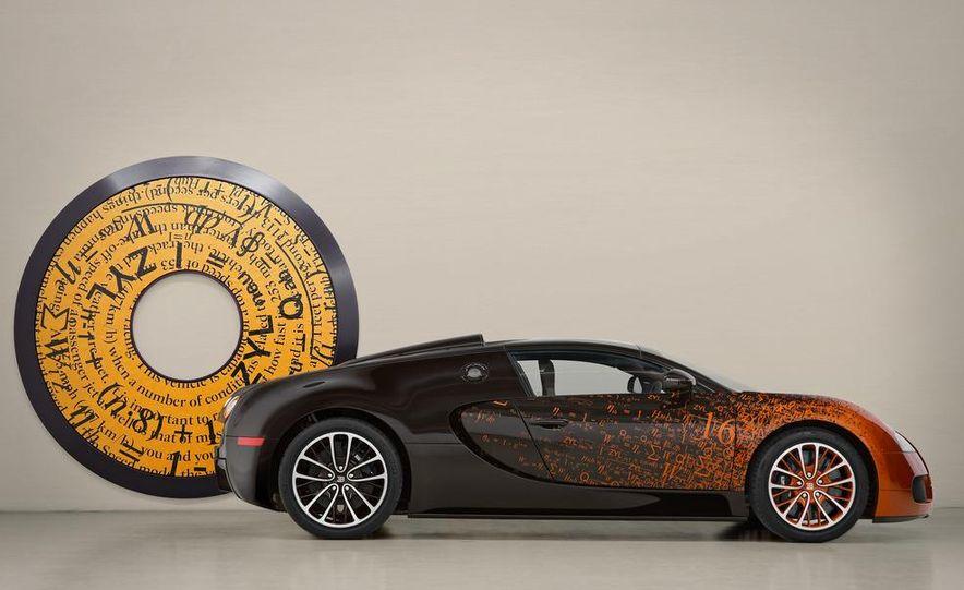 Bugatti Veyron Grand Sport Venet - Slide 9