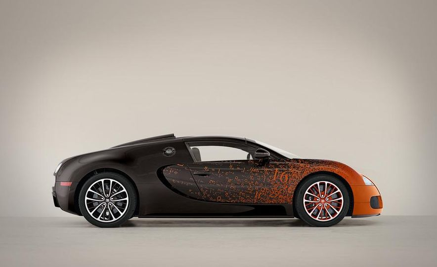 Bugatti Veyron Grand Sport Venet - Slide 10