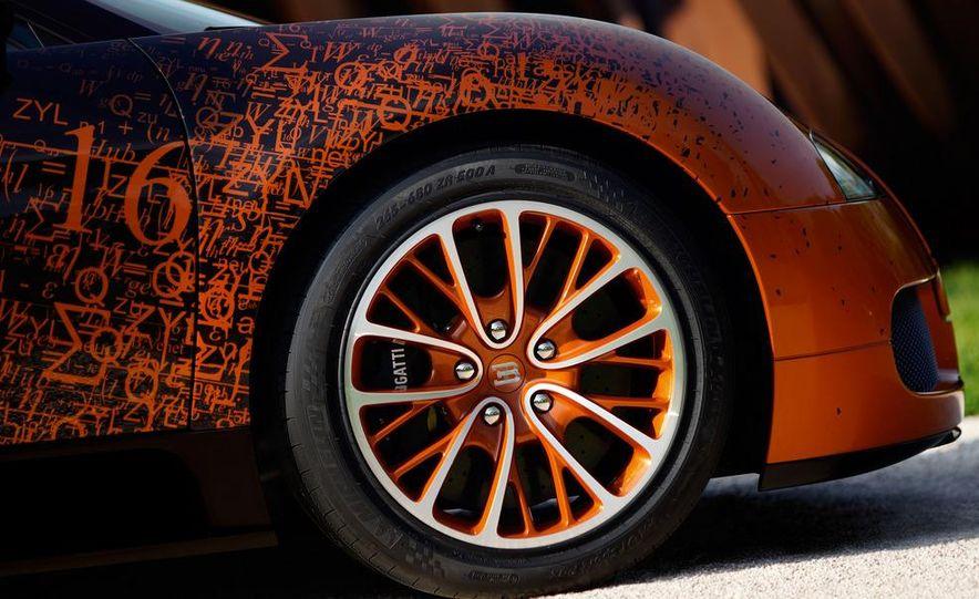 Bugatti Veyron Grand Sport Venet - Slide 12
