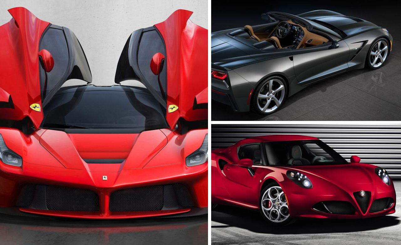 10 Hottest Debuts of the 2013 Geneva Auto Show