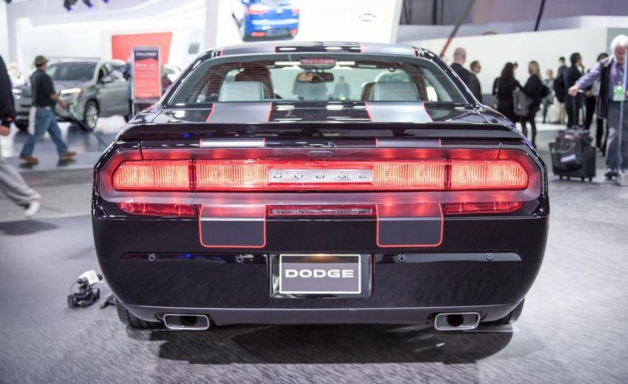 2013 Dodge Durango Blacktop edition - Slide 18