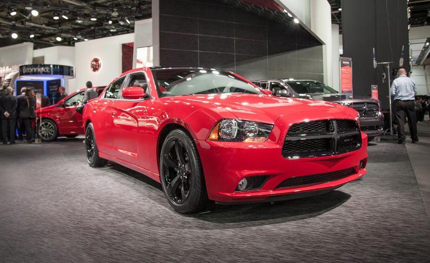 2013 Dodge Durango Blacktop edition - Slide 19