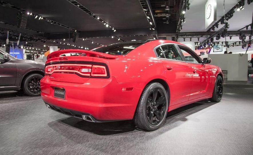 2013 Dodge Durango Blacktop edition - Slide 20
