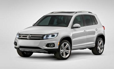 Volkswagen Adds R-Line Trim to 2014 Tiguan and Touareg Models [2013 Detroit Auto Show]