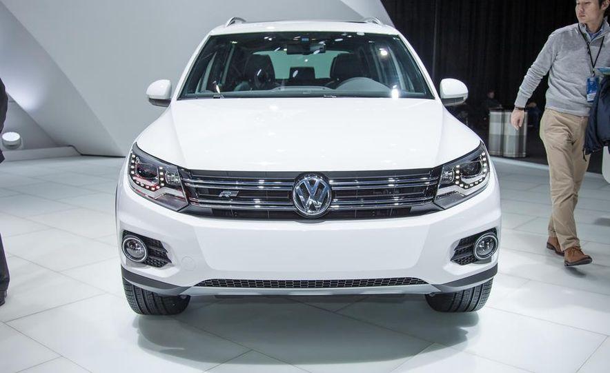 2014 Volkswagen Tiguan R-Line - Slide 1