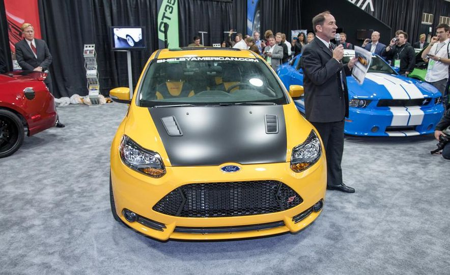 2013 Shelby Focus ST - Slide 1