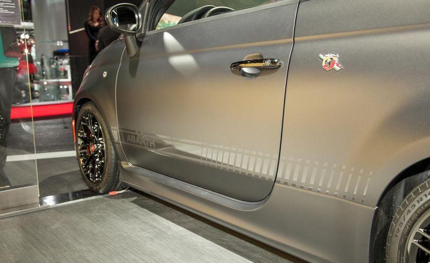 Fiat 500 Abarth Tenebra design concept - Slide 6