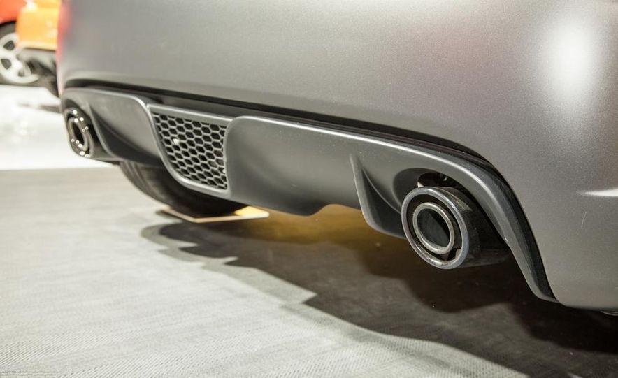 Fiat 500 Abarth Tenebra design concept - Slide 7