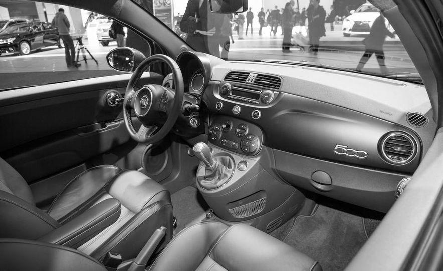 Fiat 500 Abarth Tenebra design concept - Slide 14