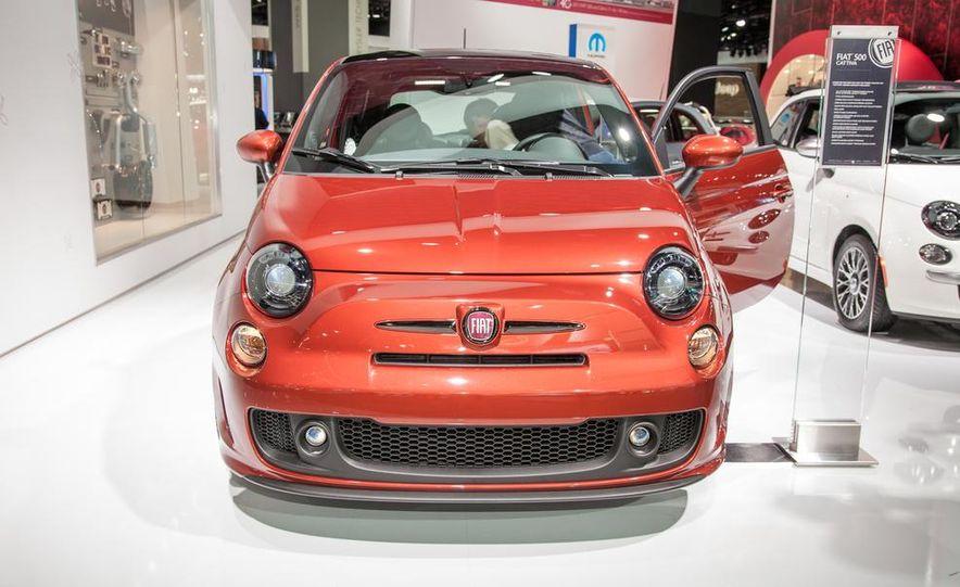 Fiat 500 Abarth Tenebra design concept - Slide 10