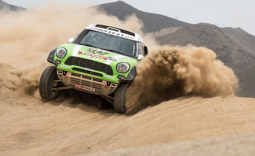 2013 Dakar Rally - Slide 1