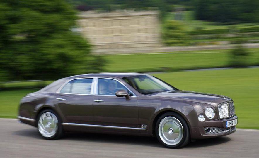 2014 Bentley Mulsanne - Slide 1