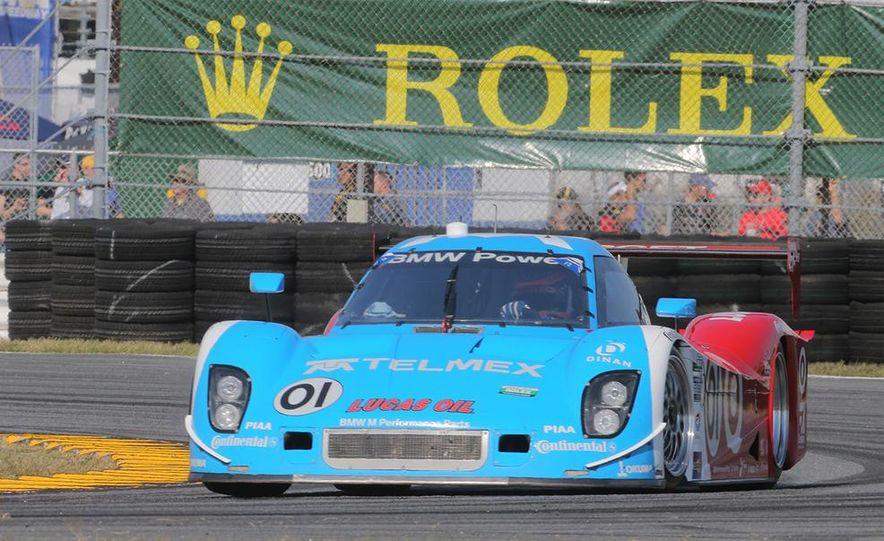 2013 Rolex 24 Hours of Daytona - Slide 1