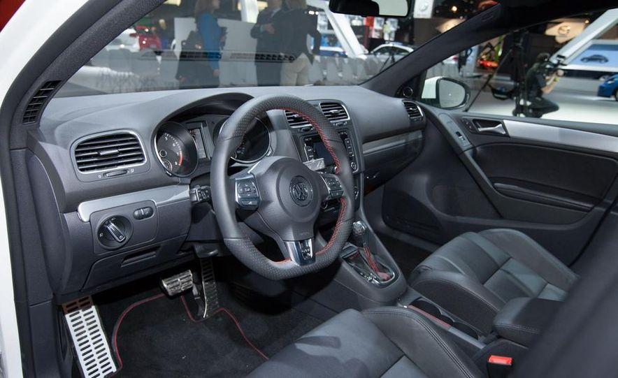 2013 Volkswagen GTI Driver's Edition - Slide 5