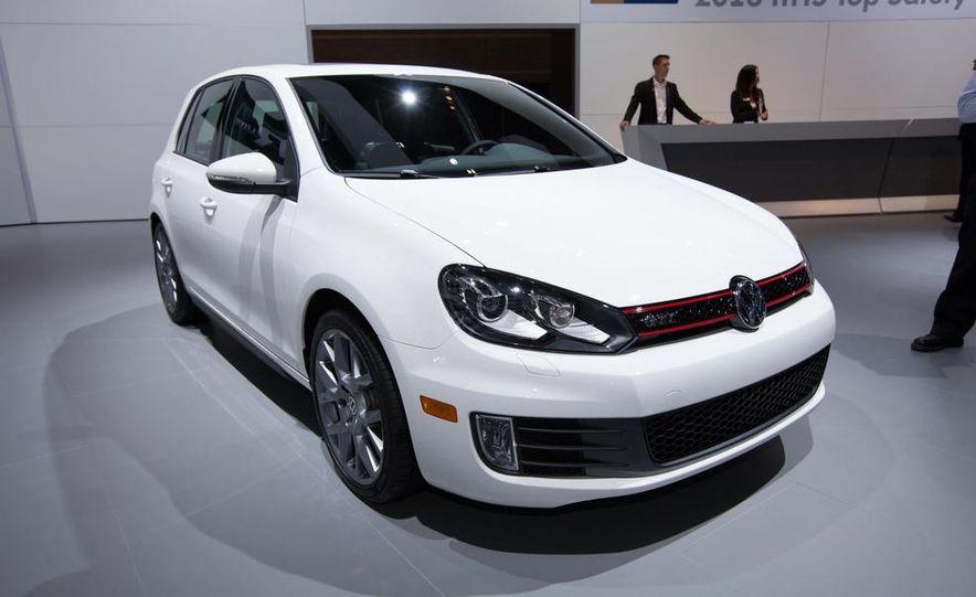 2013 Volkswagen GTI Driver's Edition - Slide 1