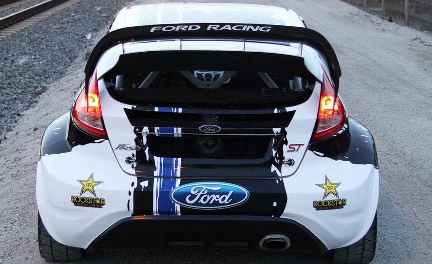 Ford Fiesta ST GRC racer - Slide 7