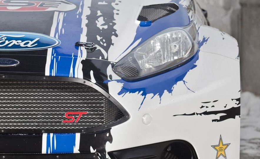 Ford Fiesta ST GRC racer - Slide 12