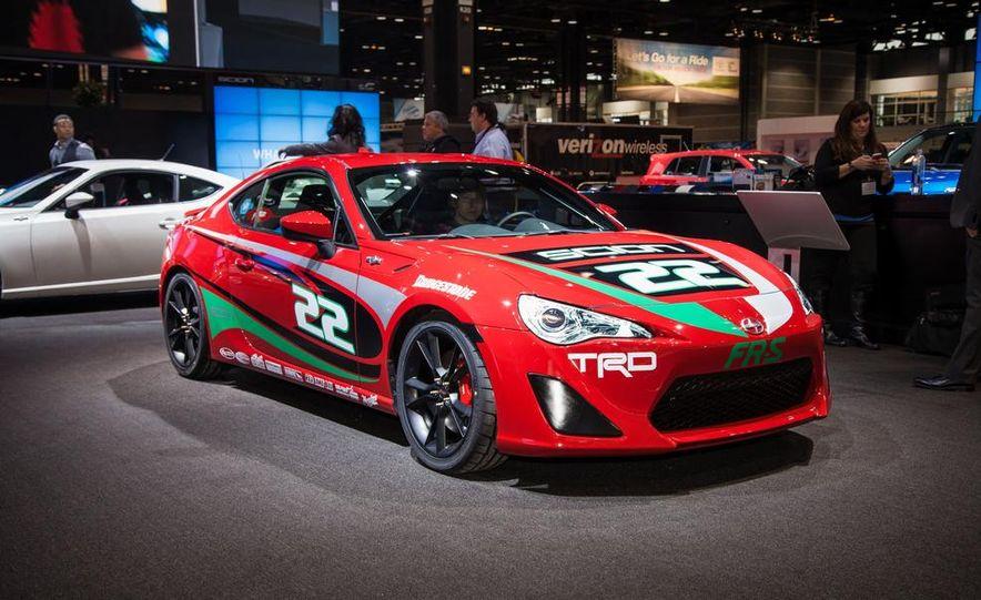 Scion FR-S Toyota Pro/Celebrity race car - Slide 1