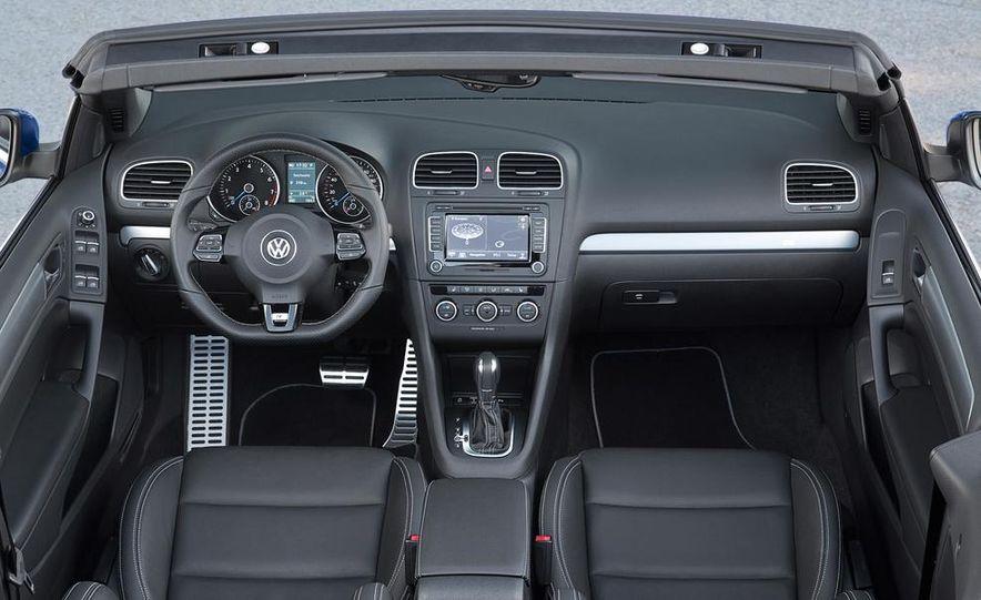 2013 Volkswagen Beetle Cabriolet and Golf R Cabriolet - Slide 11