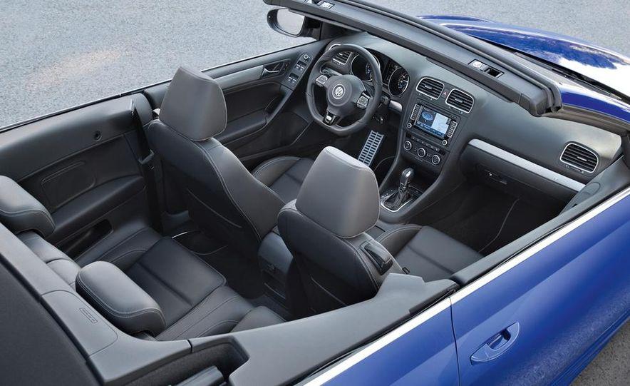 2013 Volkswagen Beetle Cabriolet and Golf R Cabriolet - Slide 12