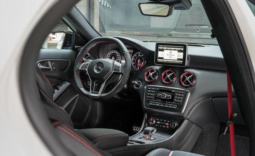 2014 Mercedes-Benz A45 AMG - Slide 16