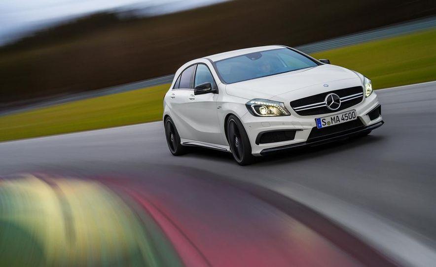 2014 Mercedes-Benz A45 AMG - Slide 2