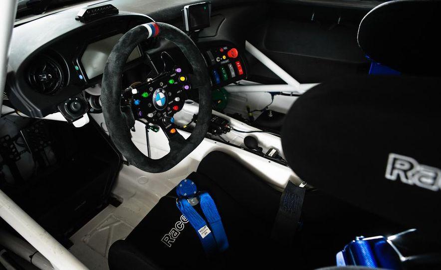 BMW Z4 GTE race car and 2014 BMW Z4's - Slide 22