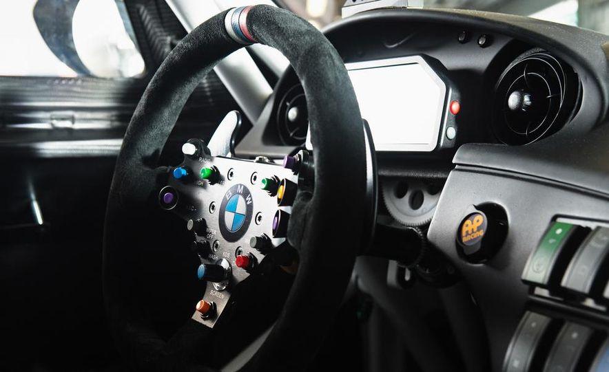 BMW Z4 GTE race car and 2014 BMW Z4's - Slide 24