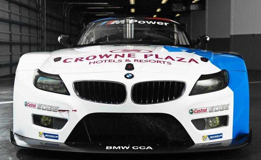 BMW Z4 GTE race car and 2014 BMW Z4's - Slide 13
