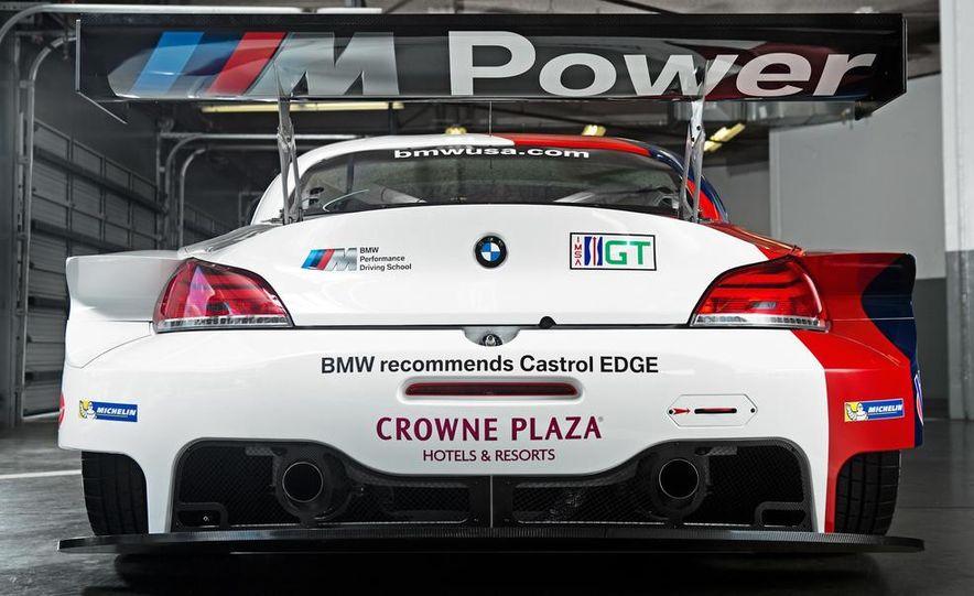 BMW Z4 GTE race car and 2014 BMW Z4's - Slide 17