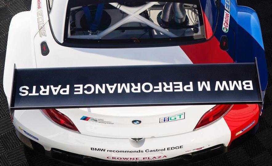 BMW Z4 GTE race car and 2014 BMW Z4's - Slide 20