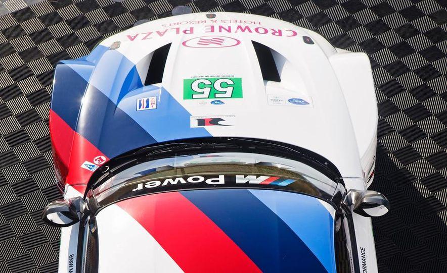 BMW Z4 GTE race car and 2014 BMW Z4's - Slide 21