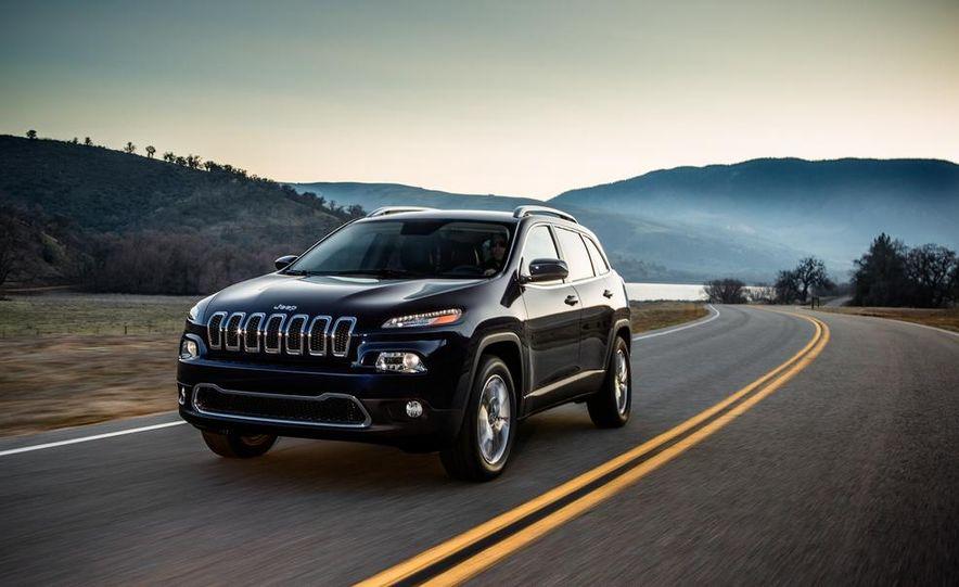 2014 Jeep Cherokee Limited - Slide 4