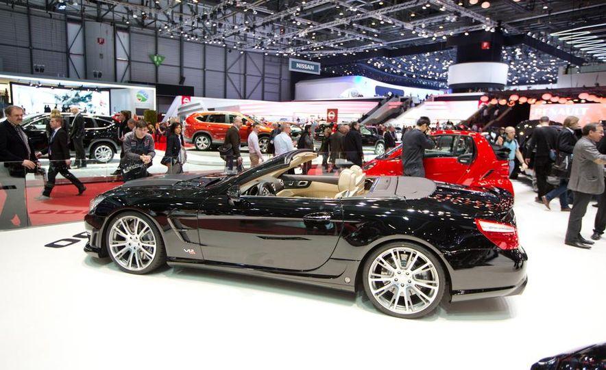 Brabus 800 Roadster - Slide 1