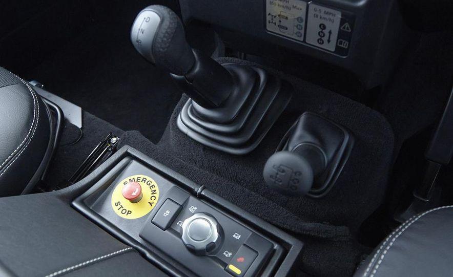 Land Rover Defender electric - Slide 5