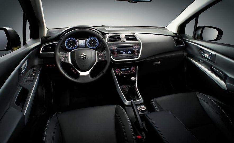 2014 Suzuki SX4 - Slide 8