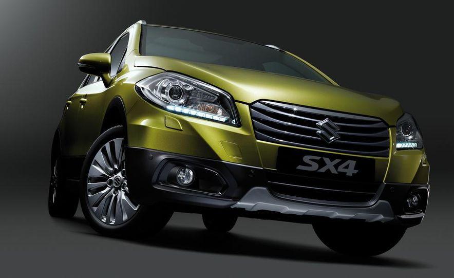 2014 Suzuki SX4 - Slide 5