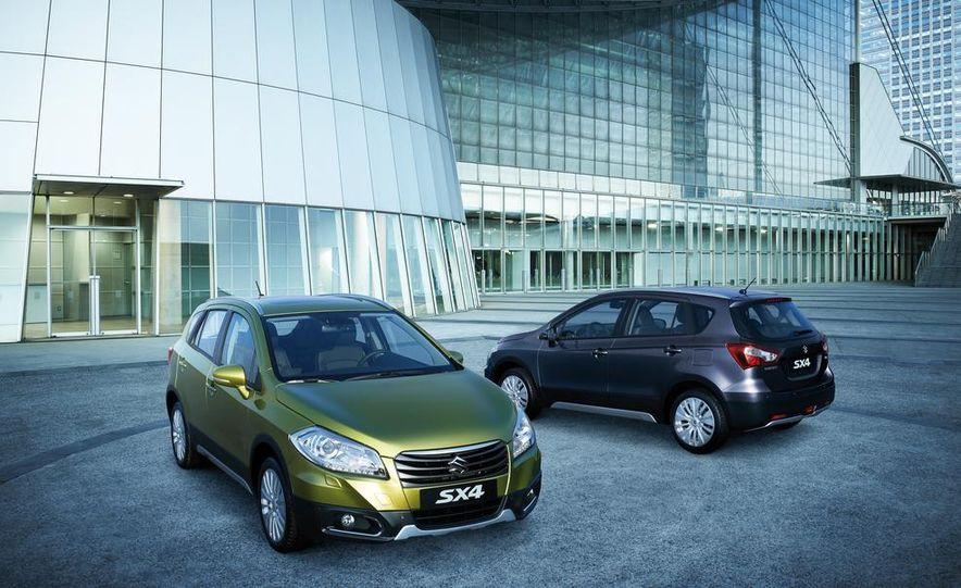2014 Suzuki SX4 - Slide 4