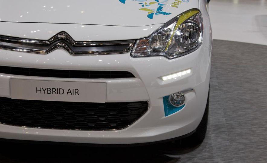 Citroën Hybrid Air C3 prototype - Slide 9