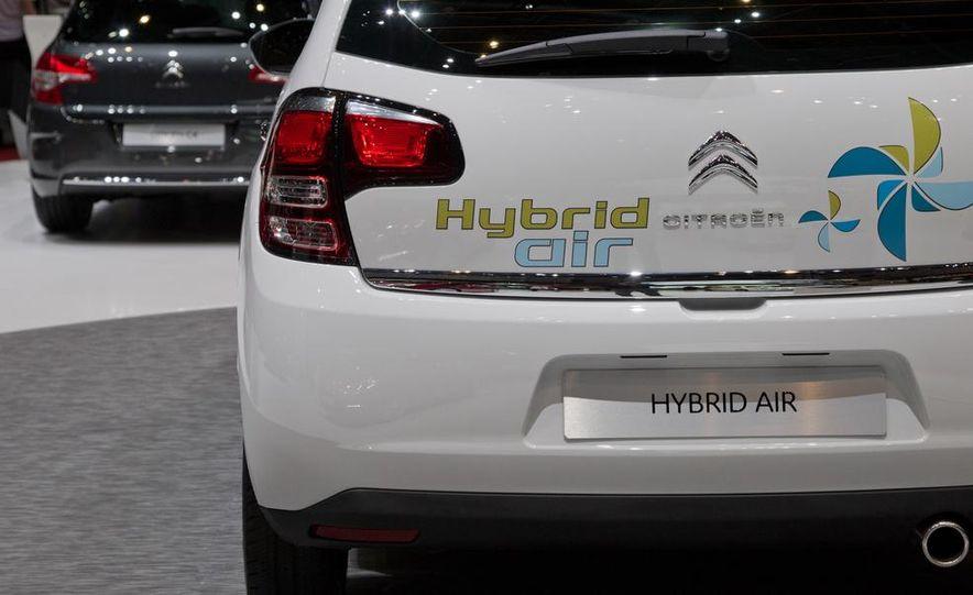Citroën Hybrid Air C3 prototype - Slide 11