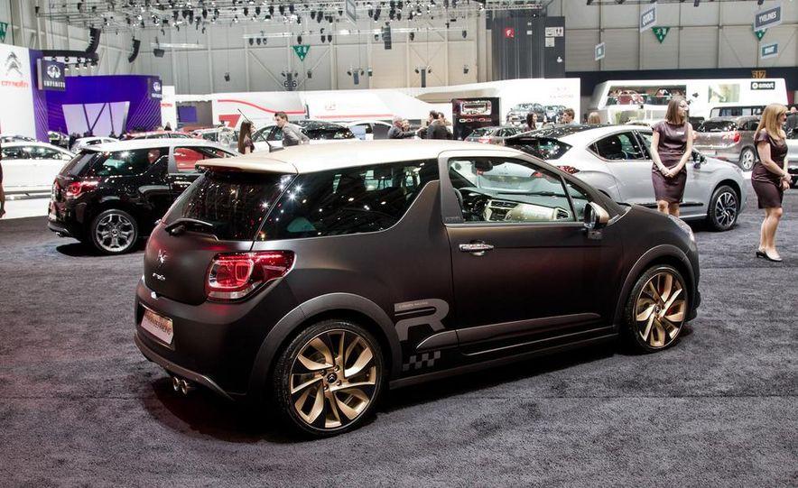2013 Citroën DS3 Racing Limited-Edition - Slide 5