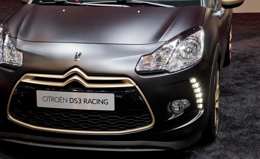 2013 Citroën DS3 Racing Limited-Edition - Slide 11