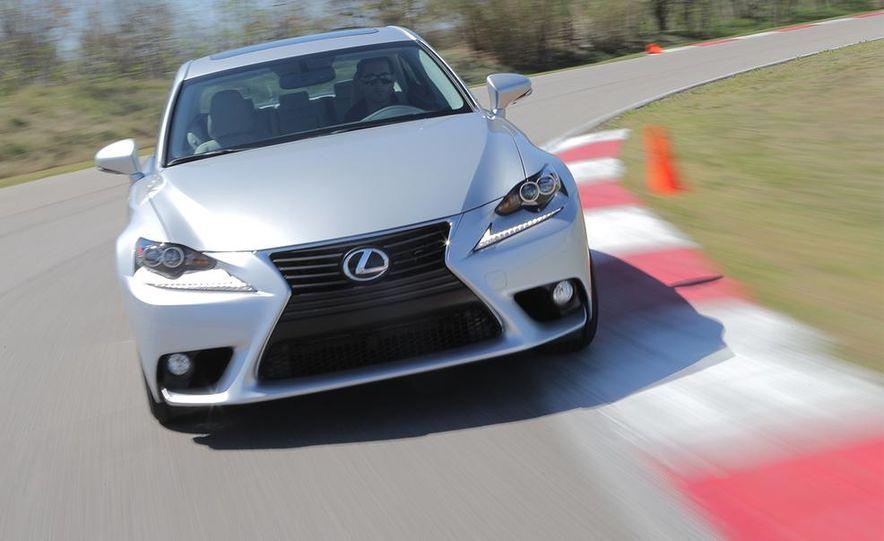 2014 Lexus IS250 - Slide 1